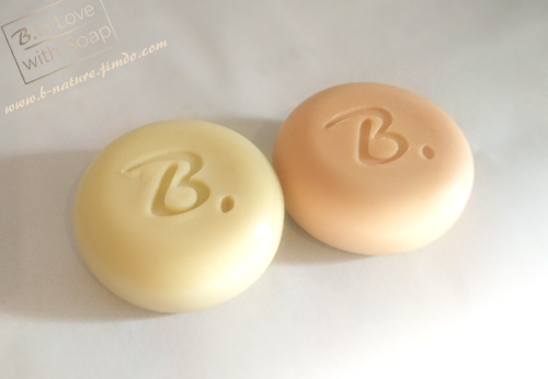B.Mango Smoothie I Handmade Soap with Sheabutter