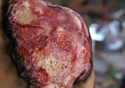 artstyle maskebildner verletzungen