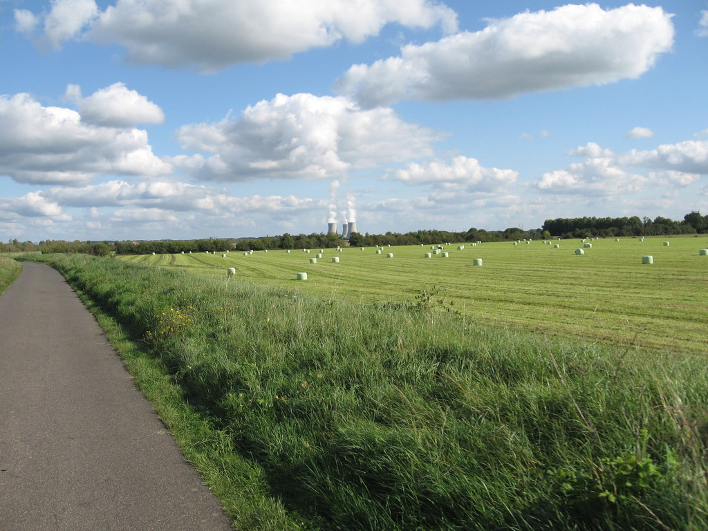 Vers Dampierre (20 km)