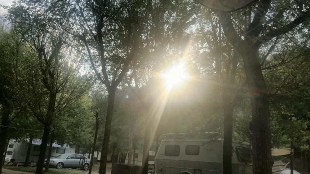 Die Sonne ist widada! 😀☀️🤩
