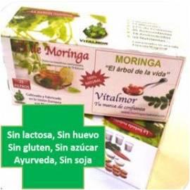 Infusiones de Moringa