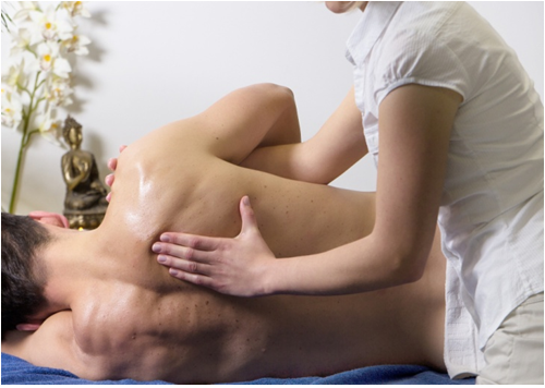 Salón de masajes