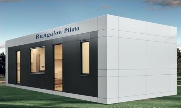 Bungalow de 35 m2