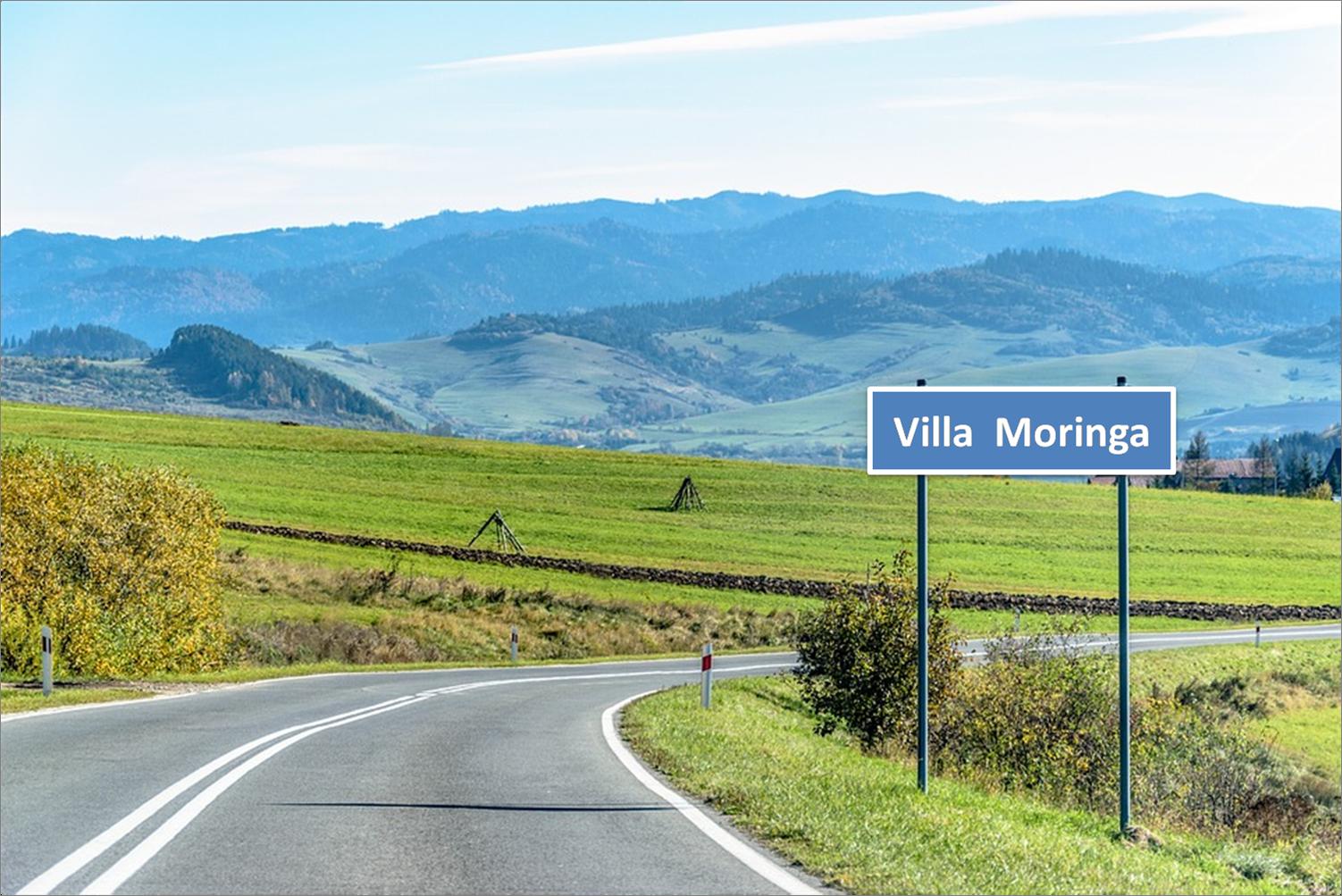 Villa Moringa en España
