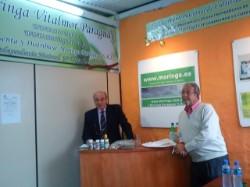 Jose Manuel Vecilla y Carlos Morales de Moringa S.L. España