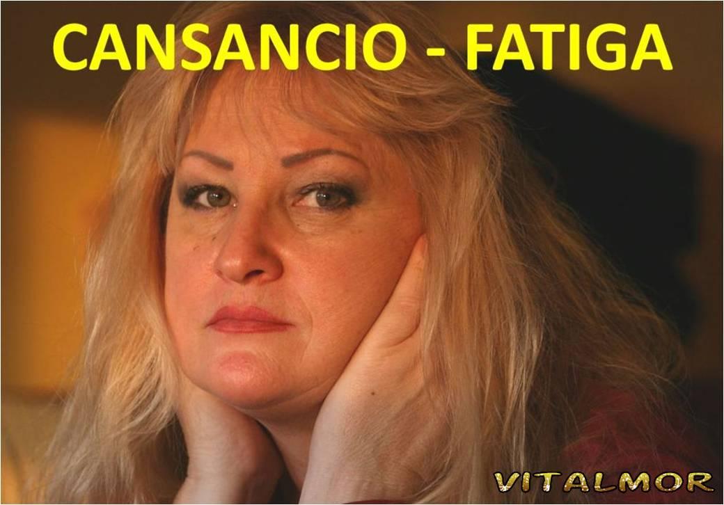 Cansancio, Fatiga