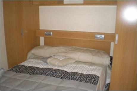 Dormitorio principal de Bungalow