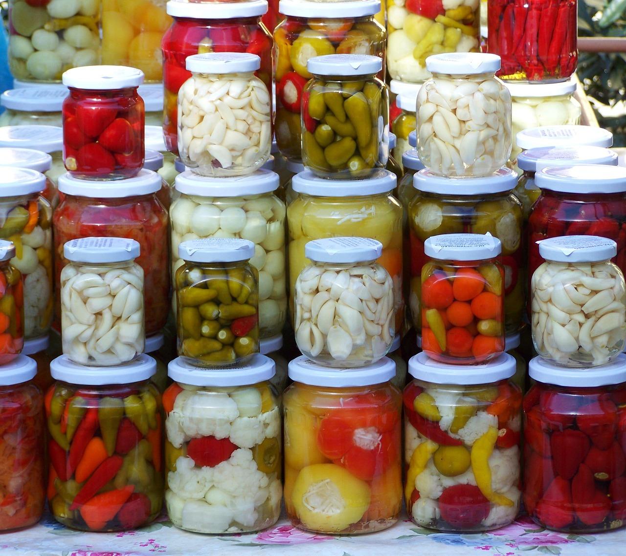 Envasado y venta de productos ecológicos