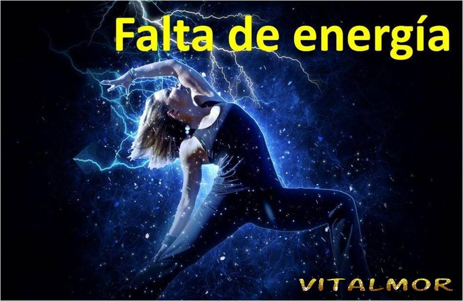 Falta de energía