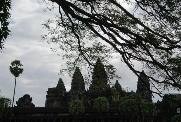 Angkor Temples, Siem Reap, Cambodia