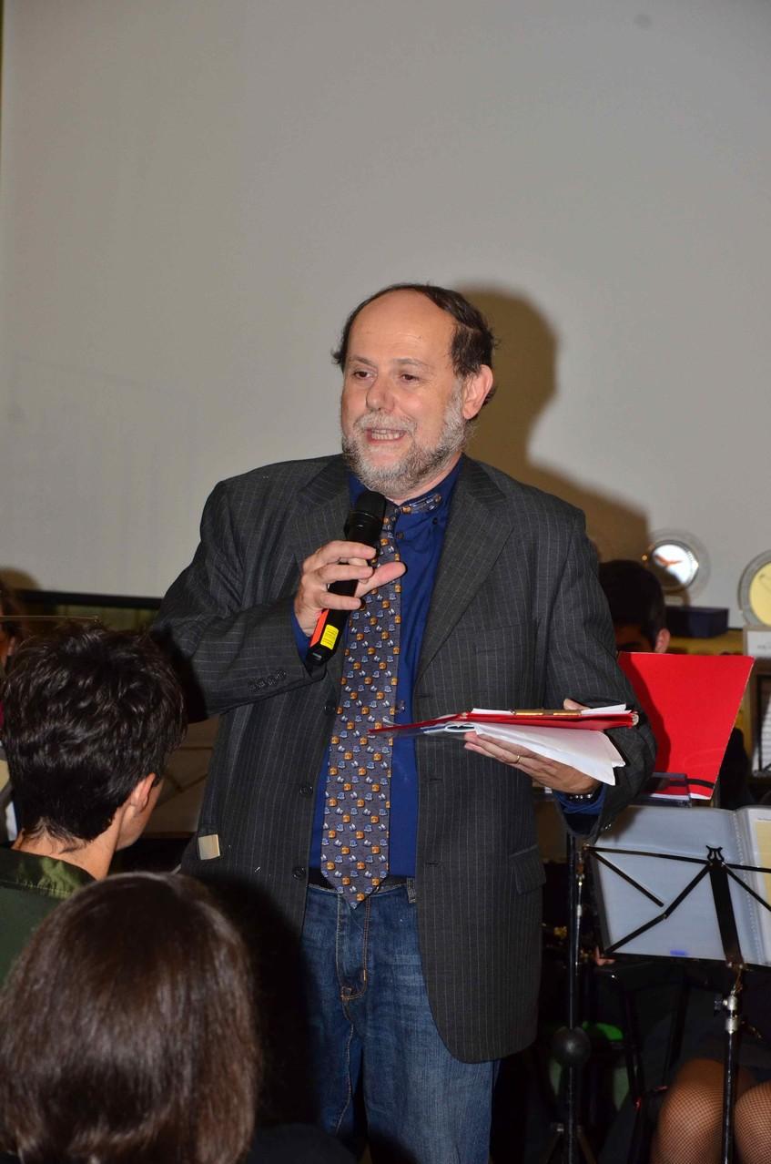 Giancarlo Zappoli (Direttore artistico MISFF)