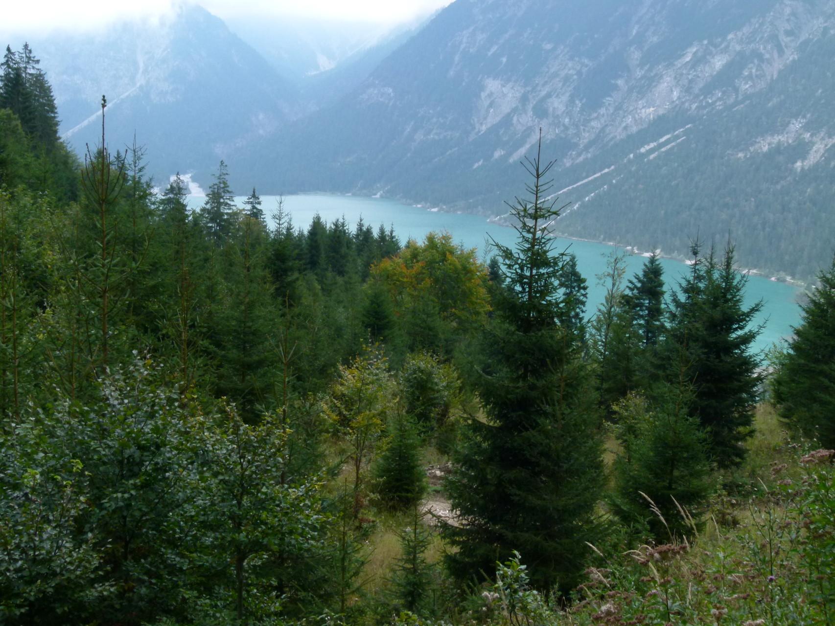 Blick über den Heiterwanger See