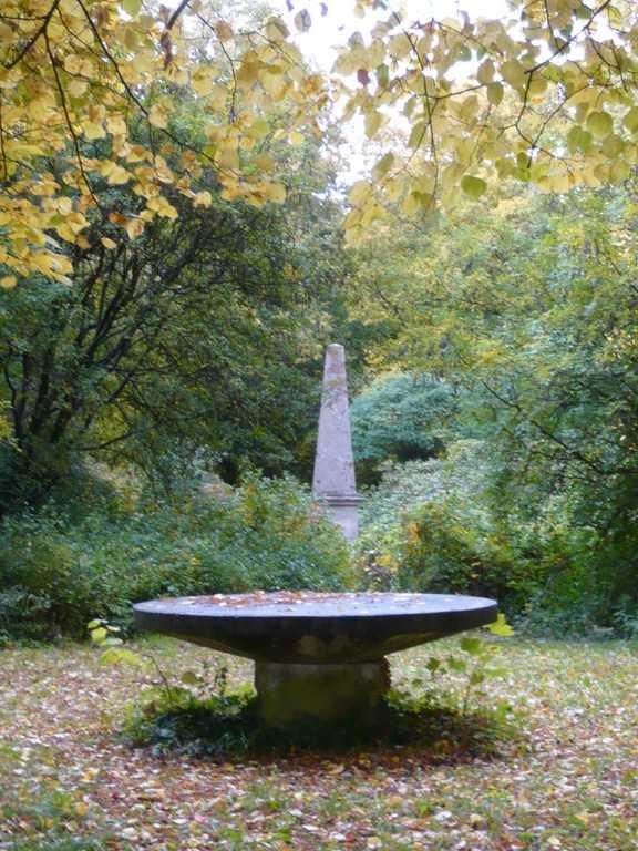 Yoni-Lingam-Vereinigung-Park Schwanberg