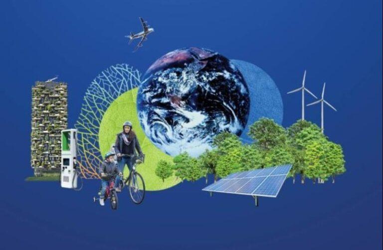 La Comisión propone transformar la economía y la sociedad de la UE para alcanzar los objetivos climáticos