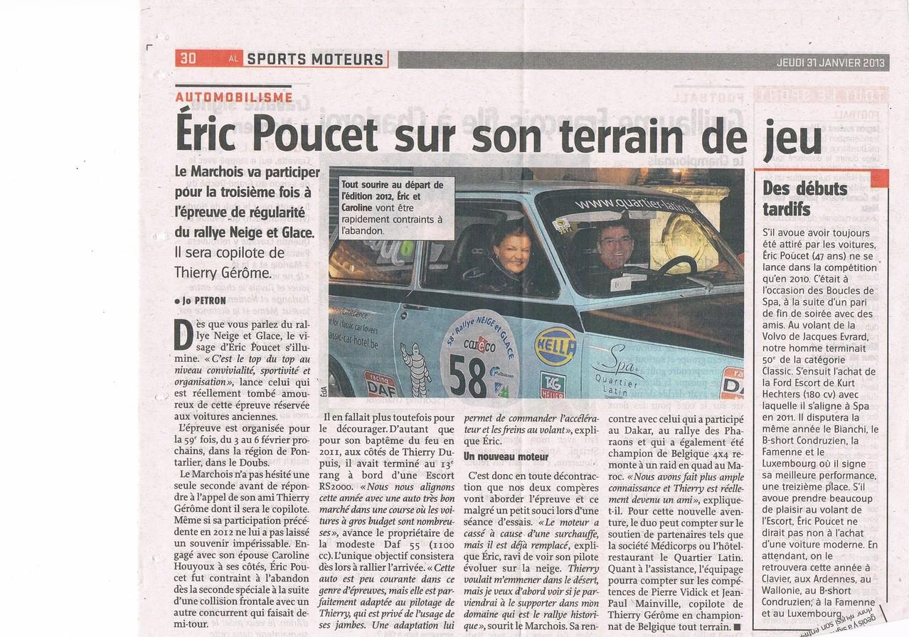 Thierry Gerome Neige et glaces.