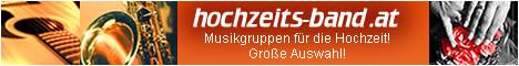 Unser und Ihr verlässlicher Partner in Sachen Hochzeits-Musik - www.hochzeits-band.at