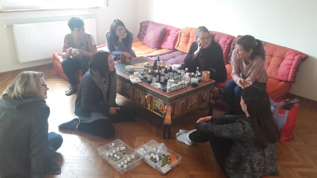Aroma Ausbildung und Kurs Frühjahr 2019
