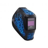 Careta Digital Performance Blue Rage