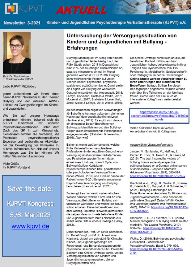 Newsletter 2021-03