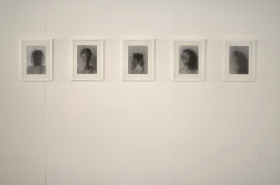 "Serie ""Zweimal"", 2012,  Analoge Fotografien"