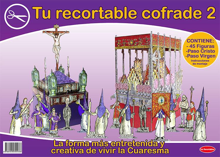 Semana Santa Sevilla Colorear: Escaparate Cofrade De Tallercito Cofrade