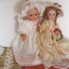 Puppenkleider selbst genäht