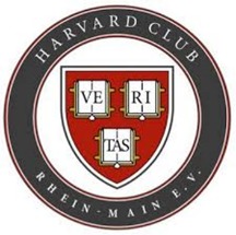Mitglied im Harvard University Club Rhein Ruhr