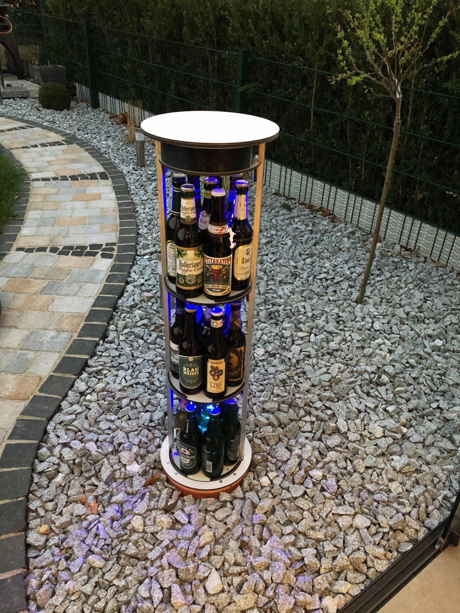 Diy Bierlift Bierkühler Für Den Garten Selber Bauen Kessler