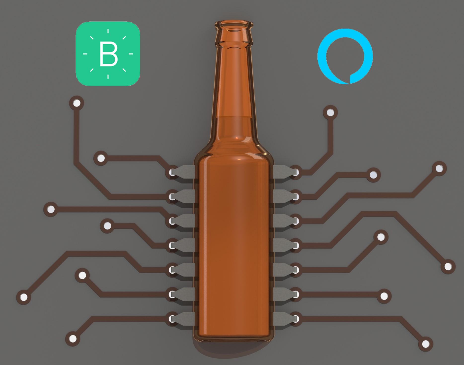 Bierlift WebServer mit Blynk und Alexa steuern