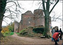Burgruine Neu Scharfeneck
