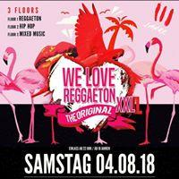 We love Reggaeton, Penthouse Stuttgart