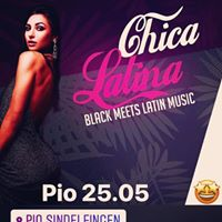 Chica Latina, Best of Hip Hop & Reggaeton, Pio Sindelfingen,
