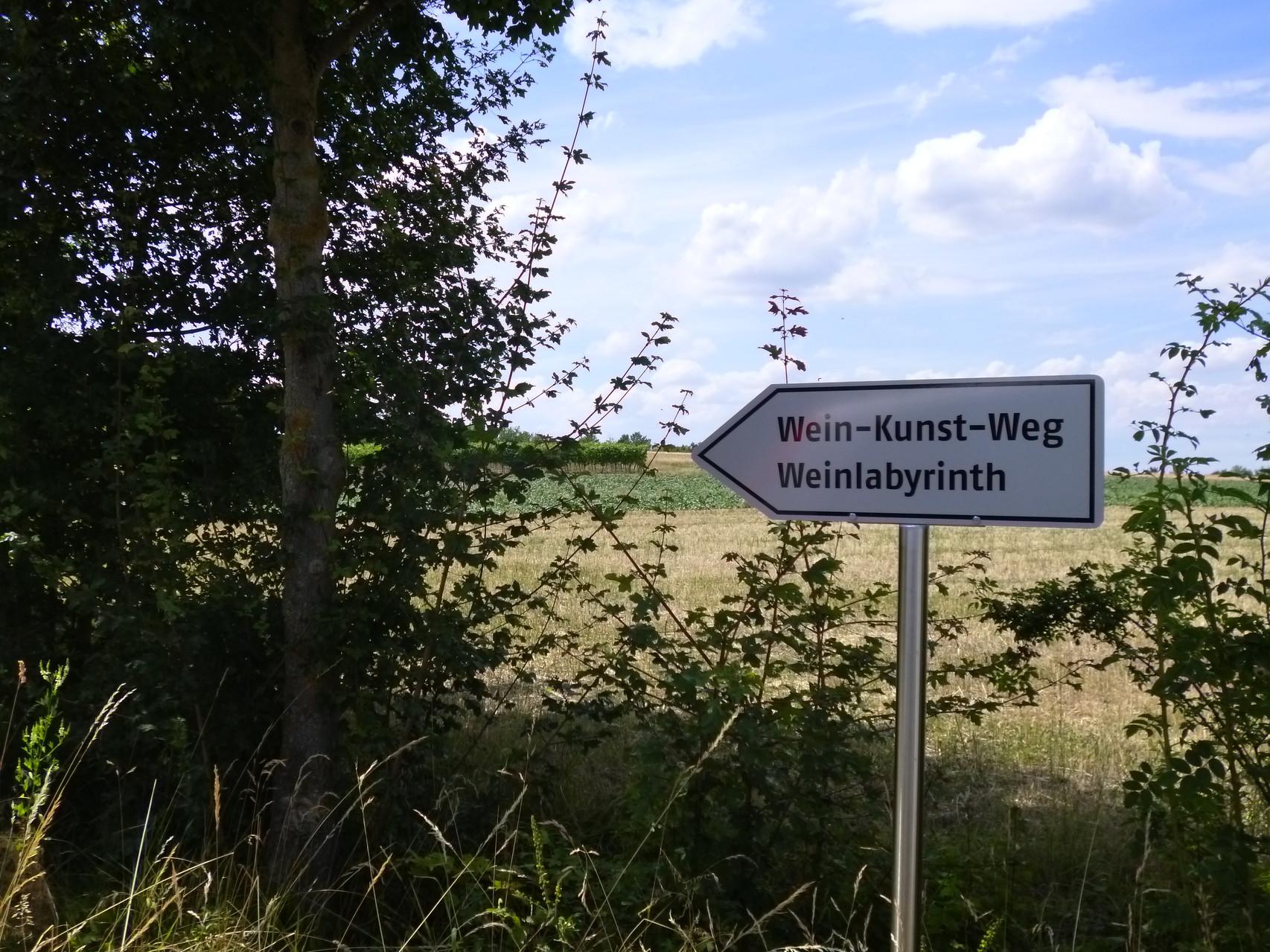 Wein-Kunst-Weg
