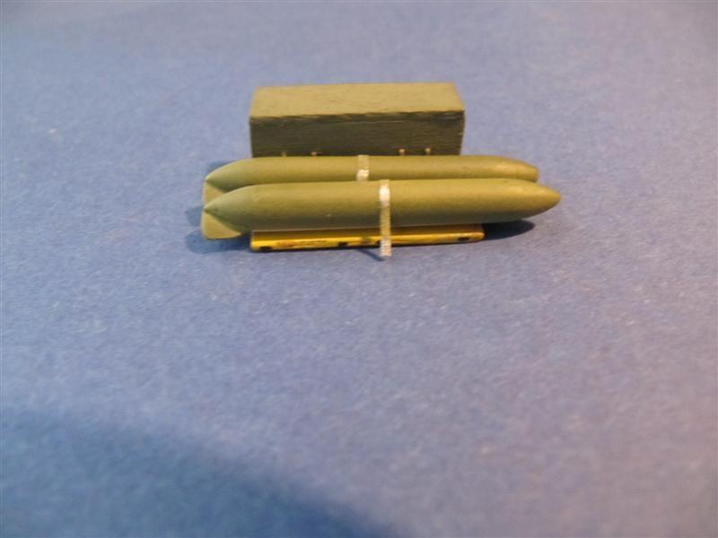 Frachtgut - 2 Tornadobehälter
