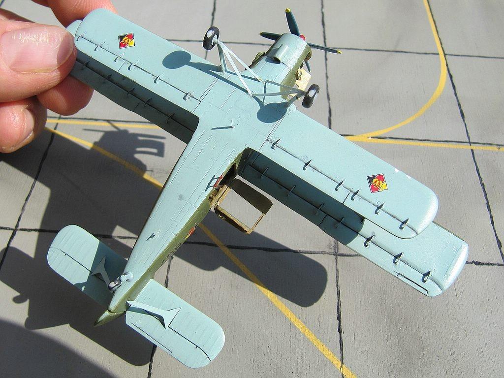 Amodel 1422-1:144 Antonov An-2 /'Colt/' Neu