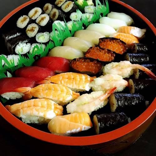 阿賀町 長四郎 お寿司