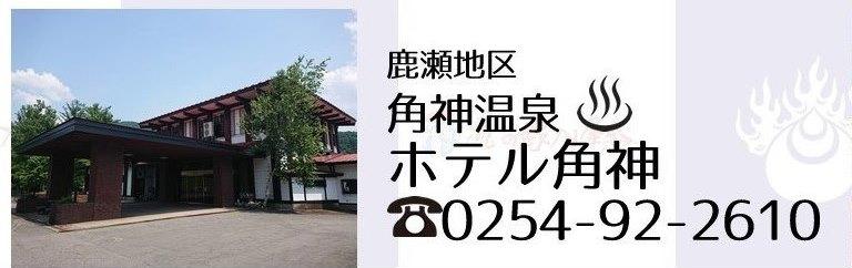 阿賀町角神温泉ホテル角神