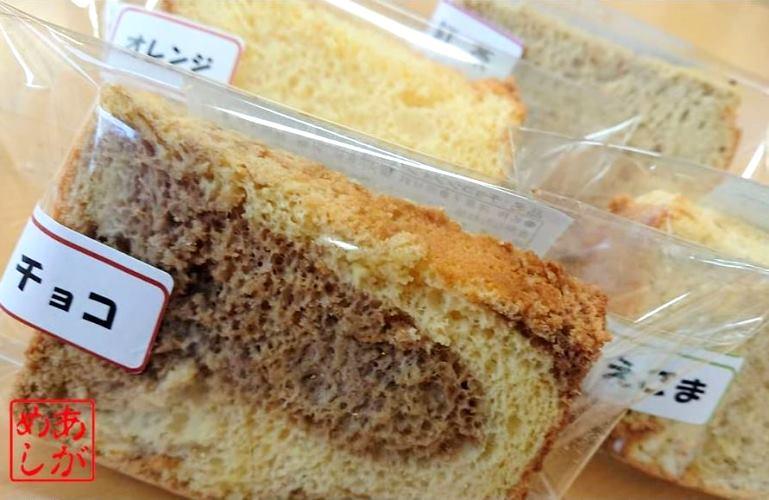 シフォンケーキ各種
