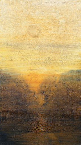 ohne Titel, 2004, 206 x 115 cm, auf Leinwand