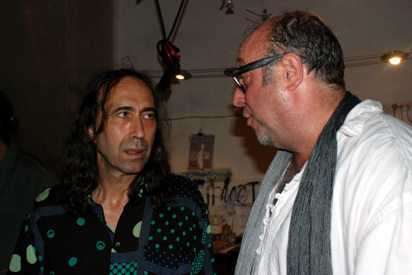 Amador Vallina, Juan Carlos Tajes