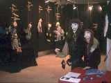 Marionetten-Ausstellung, Betanzos, Galicien