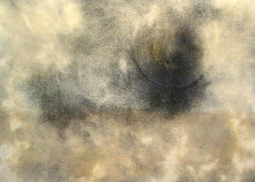 Amador Vallina: Tormenta de Arena | Malerei - Pintura - Painting