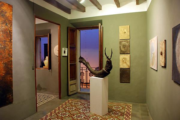 Obra Reciente, ArteArtesanía Gallery, Sóller, Majorca, 2010