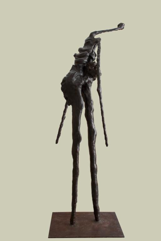 ohne Titel, 1996, 170 x 40 x 73 cm