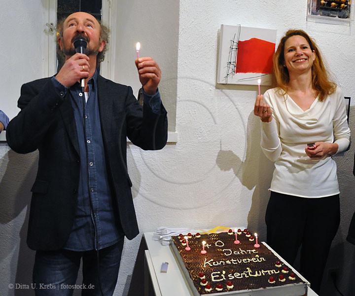 Dietmar Gross und Dagmar C. Ropertz