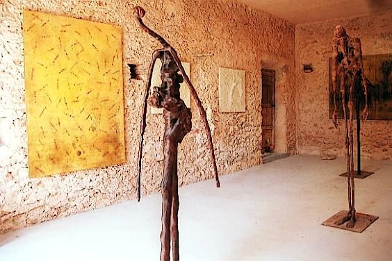Casa de Artes - La Galería, Cas Concos