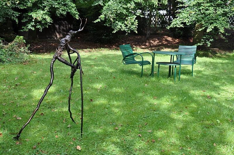 Taller Abierto y Jardín de Esculturas