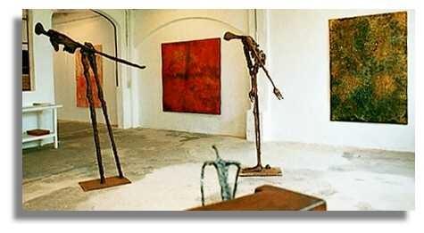 Pintures - Escultures, Galerie Can Puig, Mallorca