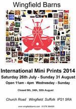 34. Mini Print Internacional de Cadaqués