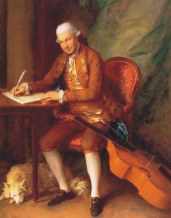 Carl Friedrich Abel (1723 - 1787)